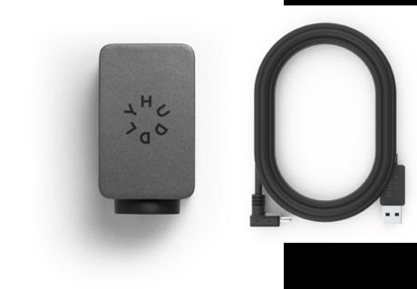 Huddly GO - Travel Kit inkl. 60cm Kabel - Konferenzkamera