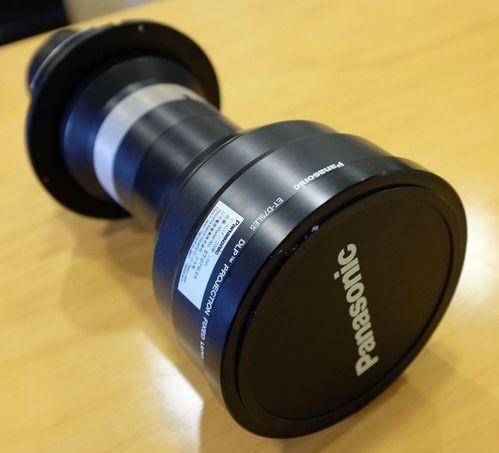 Panasonic ET-D75LE5 Panasonic 3-Chip DLP Series