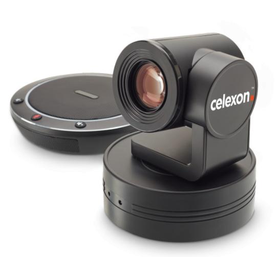 celexon PTZ Kamera Full HD Videokonferenzsystem VKS2040
