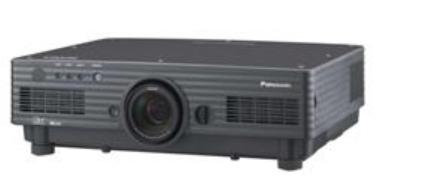 Panasonic PT-DW5000 Demoware