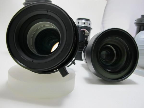 NEC Objektiv Standard Zoom LCD 1.54-2.05 Gebraucht