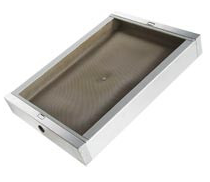 Amina – BackboxCV345 – Aluminium Unterputzgehäuse Hohlwand 345 mm