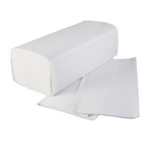 Sarima Papierhandtücher ZZ, 25x23cm, 2-lagig, hochweiß