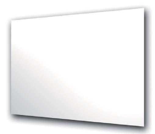 WS S White Wrapped Around Frame