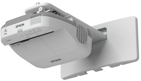 Epson EB-595Wi Demoware