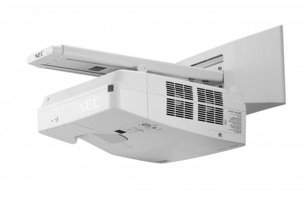 NEC UM351W inkl. Wandhalterung