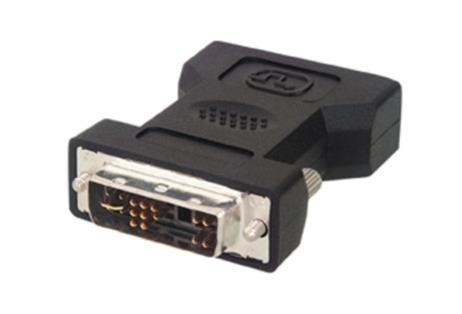 WS F DVI-VGA Adapter DVI analog-ST/15p. D-Sub Bu