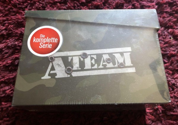DVD - A-Team - Die komplette Serie (Metallbox) [27 DVDs] Limitiert