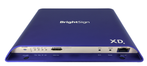 BrightSign XD234 Digital Signage Mediaplayer