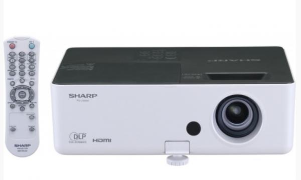 Sharp PG-LW2000 Demoware