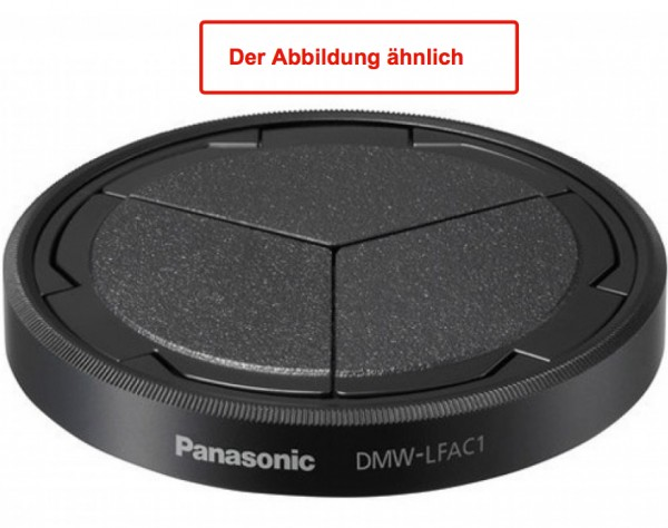 Panasonic TKKL5118 Lens Cap für DLE100 - DLE450, nicht ET-DLE80 Rear