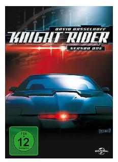 DVD - Knight Rider - Season 1 [8 DVDs] inkl. MwSt. und Lieferung