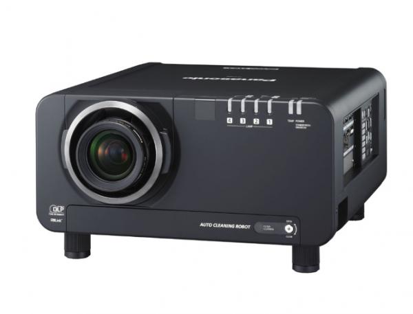 Panasonic PT-D12000 Demoware
