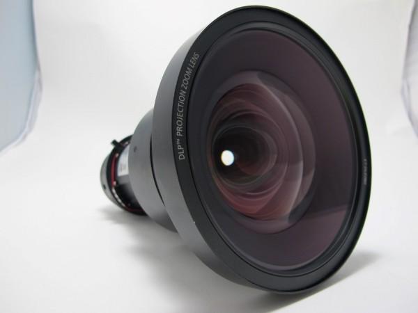 Panasonic ET-DLE080 Objektiv Ultra Weitwinkel 0.6-0.8:1