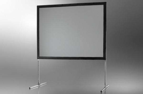 celexon Faltrahmen Leinwand Mobil Expert, Frontprojektion 305 x 172 cm