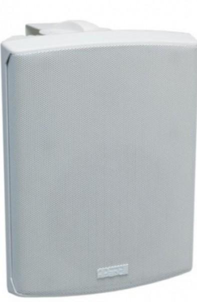 Apart SDQ5P-W Aktivlautsprecher 2x30W, Weiß