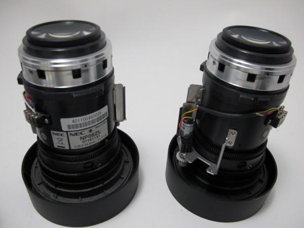 NEC NP10ZL Objektiv Ultra Tele Zoom 4.4-8.3:1