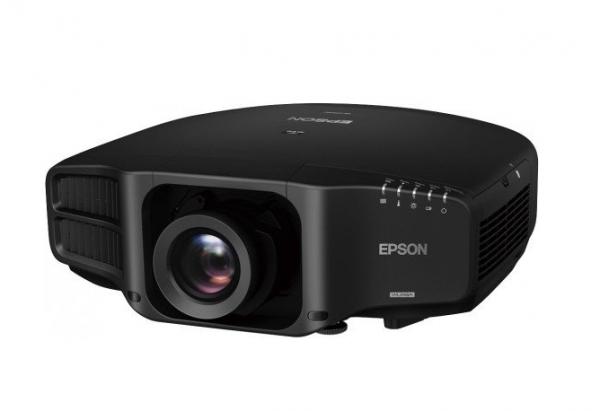 Epson EB-G7905U black Projektor incl. Stand. Optik - LCD, WUXGA, 4K-Enhancement, 7.000 Lumen, Lens S