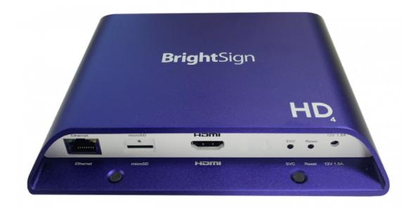 BrightSign HD224 Digital Signage Player