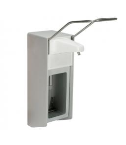 Sarima Wandspender Seifen- und Desinfektionsmittelspender 500 ml Aluminium