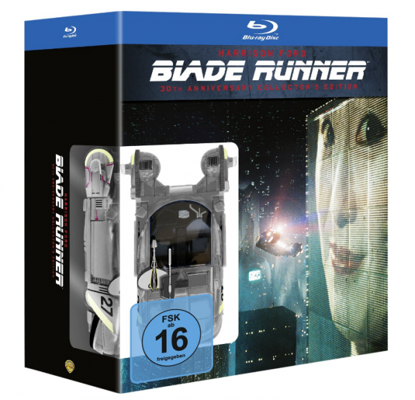 Bluray - Blade Runner - 30th Anniversary Collector's Edition [Blu-ray] - Preis inkl. Mw